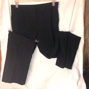 Ann Taylor loft women's slacks size 6T